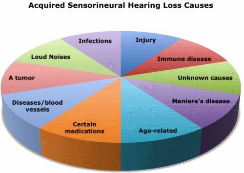 Sensorineural Hearing Loss and Ototoxic Medications