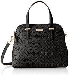 kate spade new york Cedar Street Perforated Maise Cross-Body Handbag | Black Tag Express