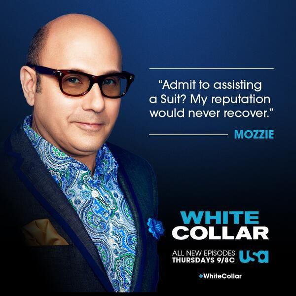 White Collar Mozzie Quotes