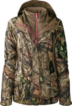 Herter's Women's Insulated 4-1 Parka SALE $79.99 (if your gonna make me go then I want to be warm)