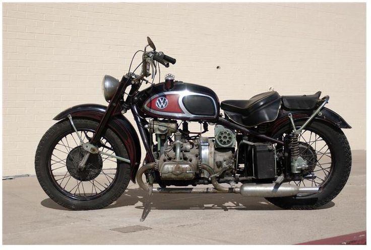 1966 Von Dutch S Xa Vw Motorcycle Harley Davidson Xa Frame
