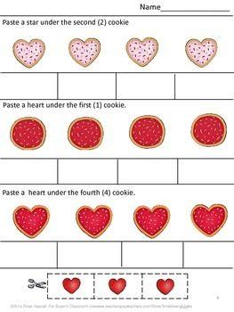 3905 best Valentines Day Math Ideas images on Pinterest