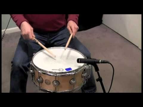 Paradiddle-diddle Drum Rudiment Workout - RUDIMENTAL DRUM LESSON with John X - YouTube