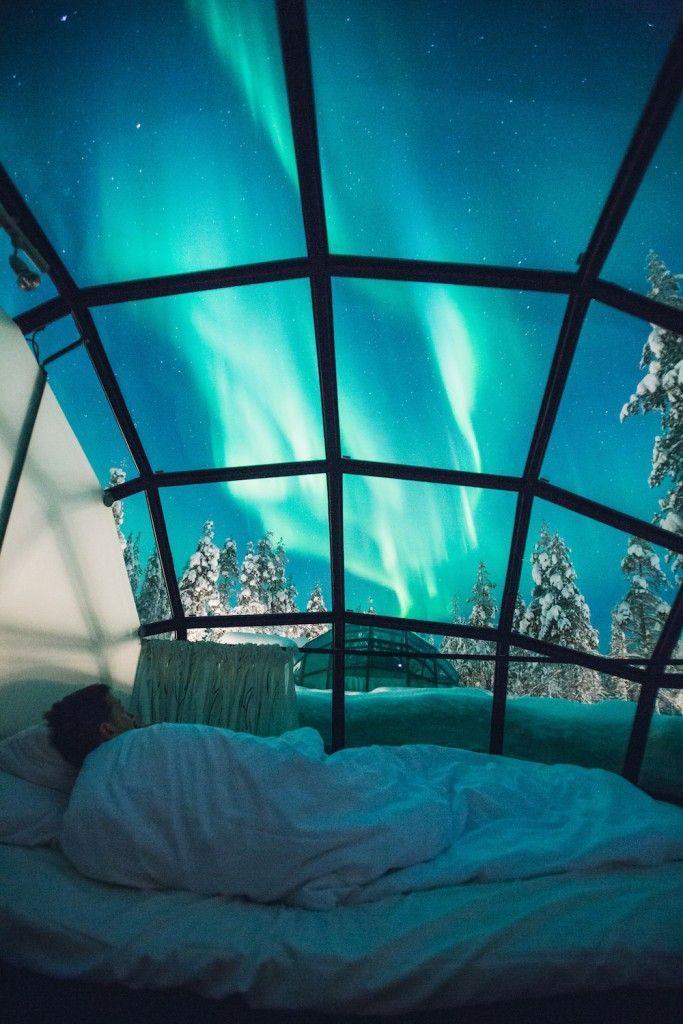 This Arctic Igloo Resort Is Winter Honeymoon Goals