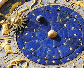 The Great Wheel Of The Heavens....