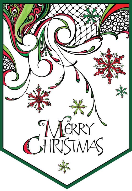 ***Merry Christmas***  - by Joanne Fink, author of Zenspirations