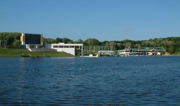 Jezioro Maltańskie w Poznaniu.