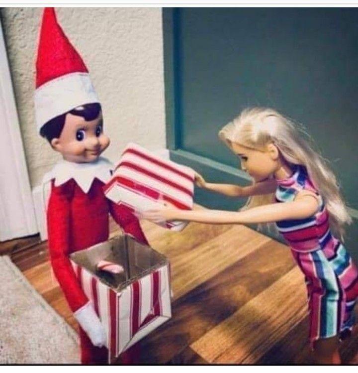 Pin by HAROLD LAMAN on Holiday memes in 2020 | Elf fun ...