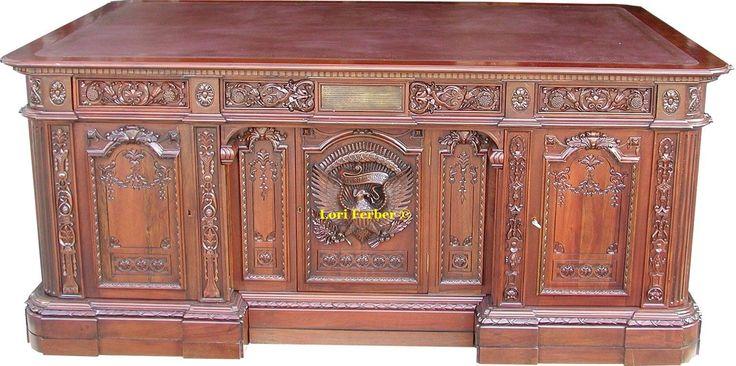 The resolute desk