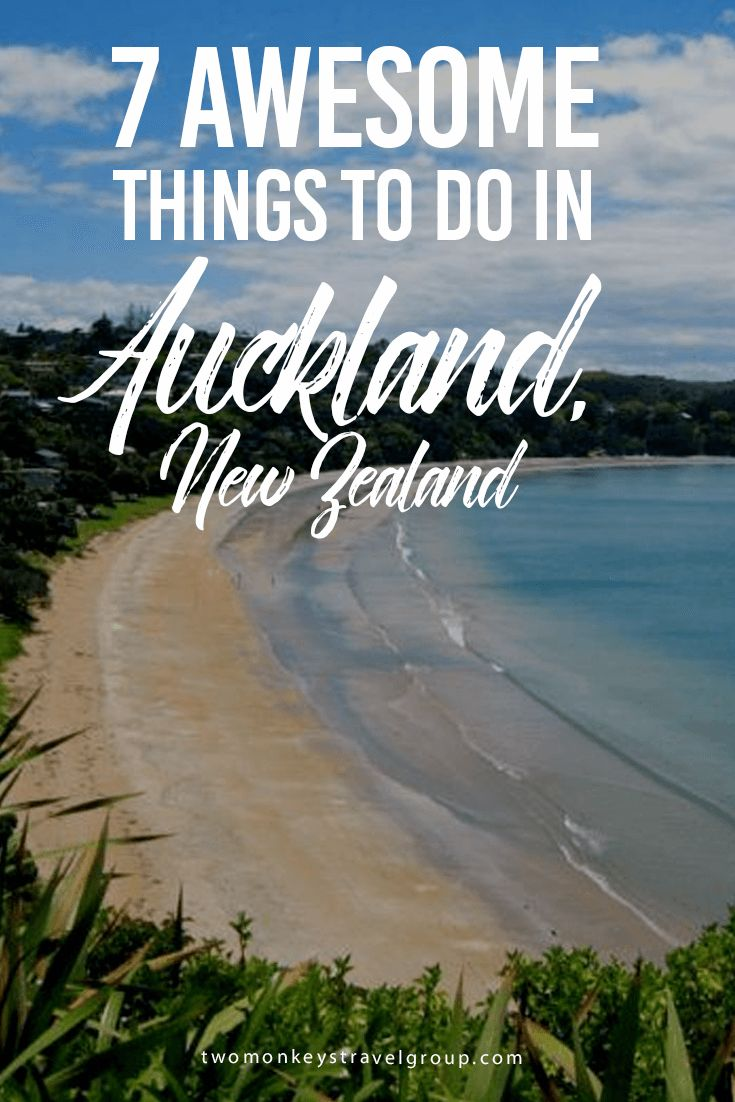 7 Unique Things to Do in Auckland, New Zealand Auckland, The City of Sails as it's been nicknamed is a hub of culture, food & incredible views. One of New Zealand's largest cities with over 1.5 million people calling it home. When you ask people who have visited New Zealand and which of the cities where they're favorite you're likely to find yourself in a heated debate with them.
