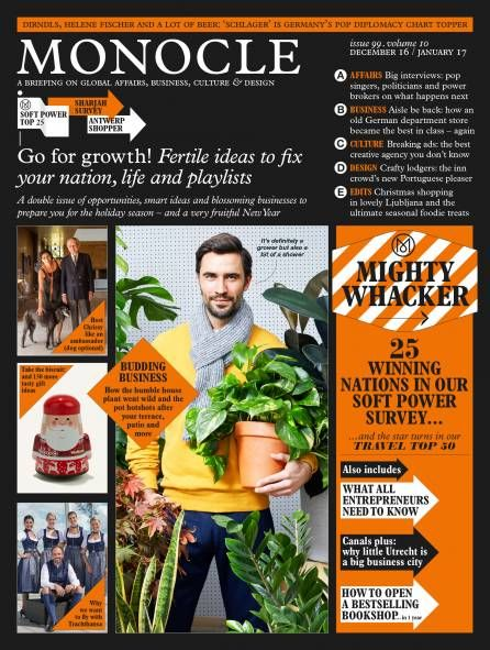 Monocle Magazine - Save up to  35% on our Top  Subscription   https://www.magazinecafestore.com/monocle-magazine.html
