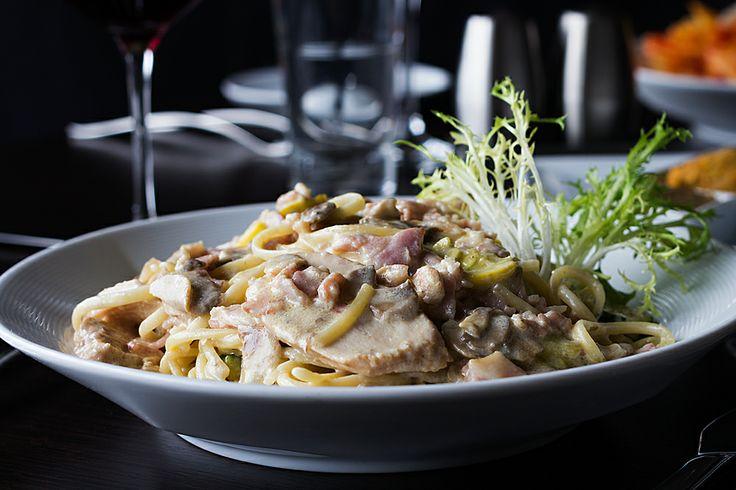 Baci Ristorante | Italian Restaurant | Hamilton, Ontario | Pasta | Gorgonzola