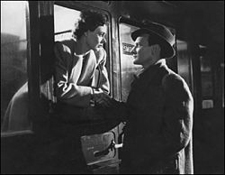 Brief Encounter, one of the best british films....