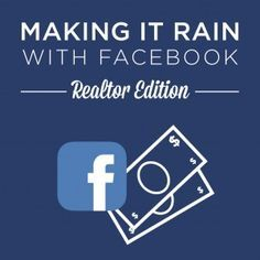 Ultimate Guide to Making it Rain with Facebook– Realtor Edition   The Mortgage Blog-- Treadstone Funding Grand Rapids MI Mortgage Experts are some good ideas and strategies! This is what #coworking #collaboration and #marketing #strategies can combine for success! @SpherePad