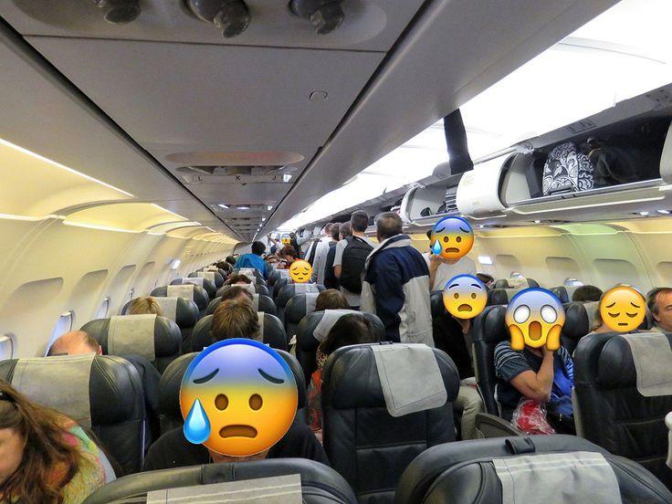 ¿Tienes miedo a los aviones o miedo a volar?