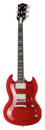 Gibson SG Supreme 2016 Ltd CH - Thomann www.thomann.de #cherry #guitar^#electric #supreme #gibson #sg #metal #heavy #eguitar