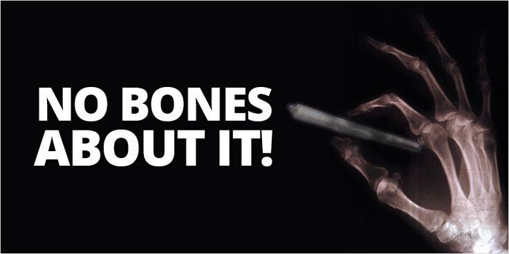 No Bones About It: How Cannabis May Combat Bone Diseases