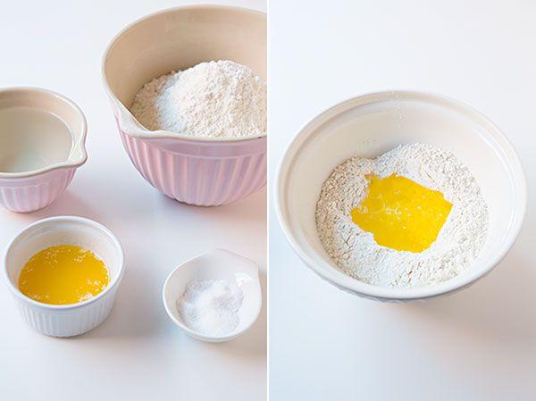 Cómo hacer masa de hojaldre