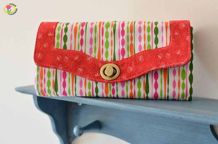 48 best images about Quilting necessary clutch wallet on Pinterest Sewing patterns, Bags and ...