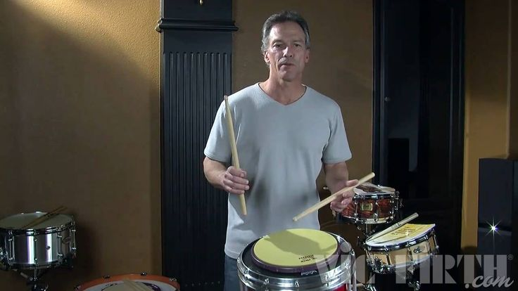Vic Firth Rudiment Lessons: Grip and Basic Strokes