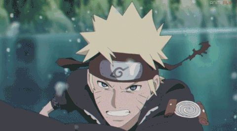 Naruto v/s Sasuke batalla final