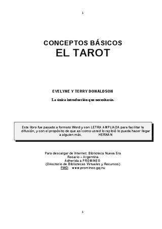 TAROT_Libro