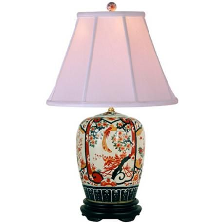 24 best images about ginger jar table lamps on pinterest. Black Bedroom Furniture Sets. Home Design Ideas