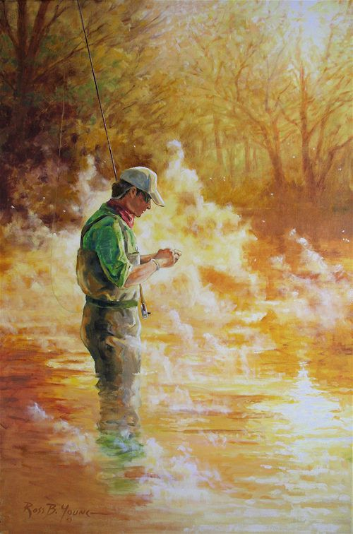 71 best images about art fly fishing on pinterest for Fly fishing photos