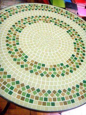 mosaico mesa