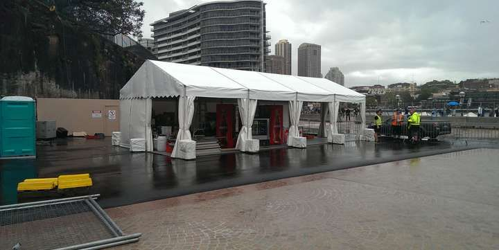 6M x 18M Marquee