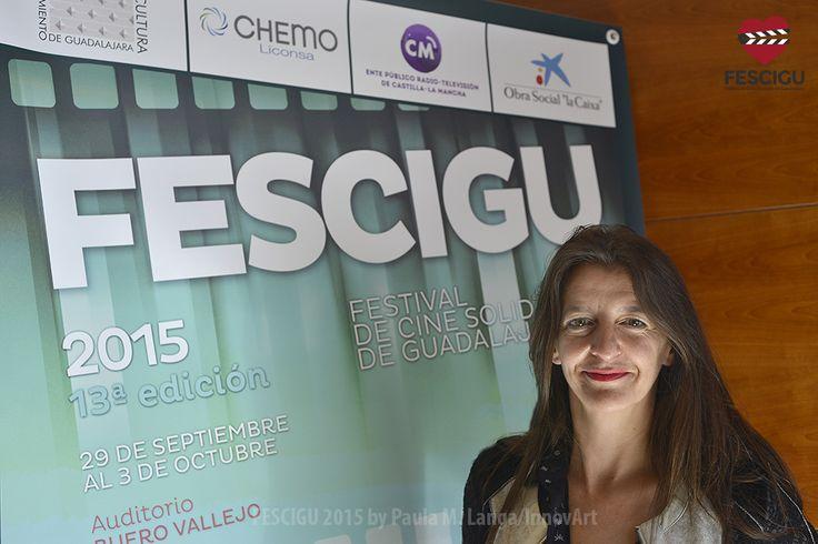 Goizalde Nuñez (C) Foto FESCIGU-INNOVART