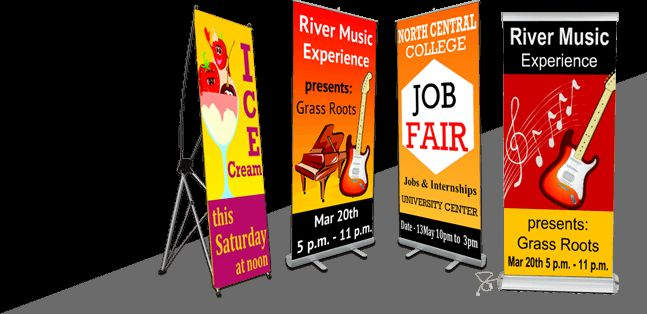It's simple, really great quality, free customization, low prices, and fast shipping, making our banner stands the perfect solution for your next promotion or event.http://www.bannerbuzz.ca/banner-stands.html