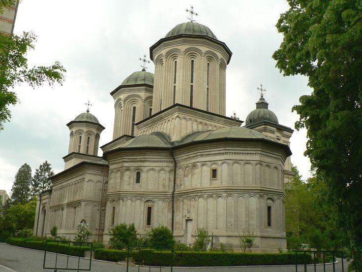 Prince Radu-Voda Monastery in Bucharest