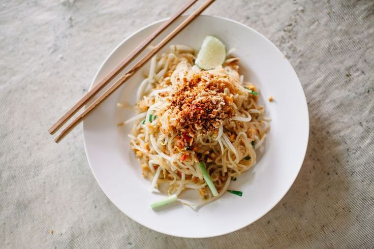 World's Best Pad Thai Recipe