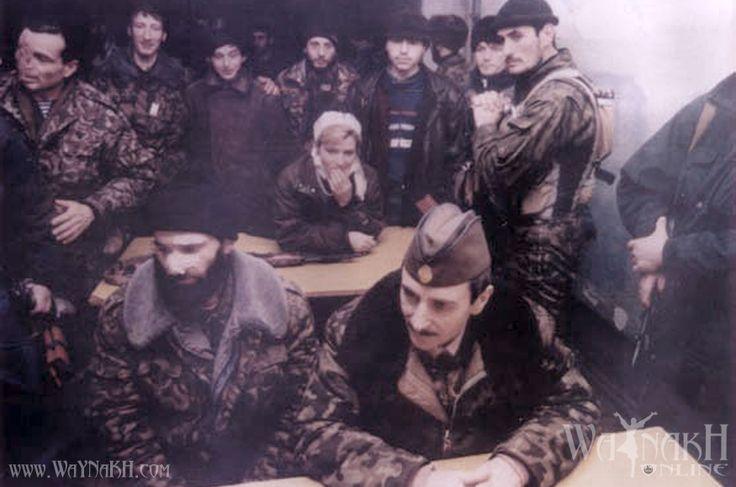 "Shamil Salmanovich Basayev"""