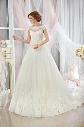 Jane - Wedding Dress by Natali Styran $1,700.00