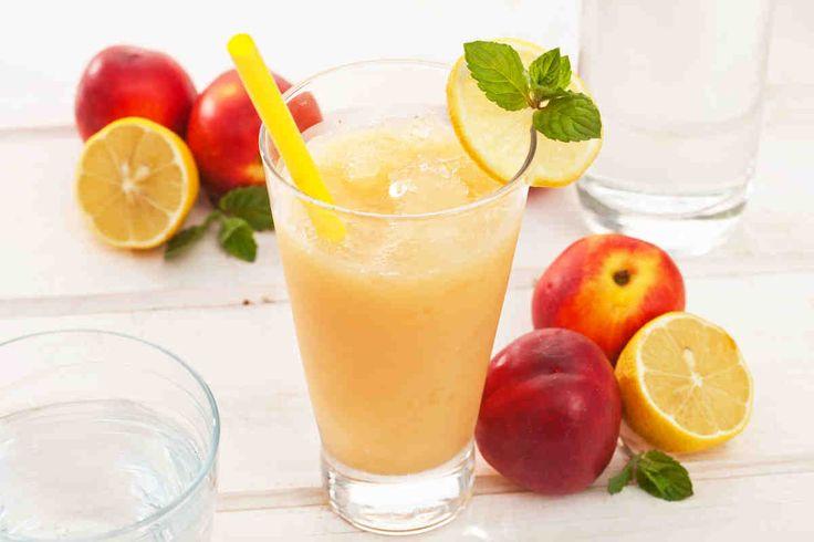 Koktajl z melona i nektarynek #smacznastrona #przepisyTesco #koktaj #melon #nektarynki #orzeźwienie #pycha #mniam #food