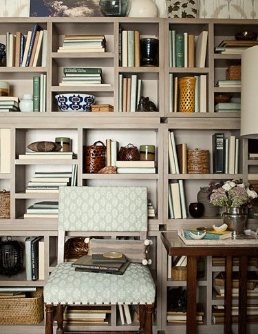 great bookshelf design