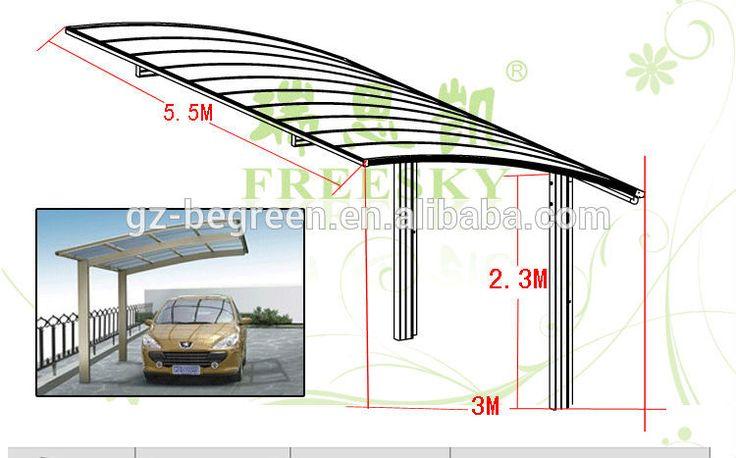 Znalezione obrazy dla zapytania marquesinas para coches