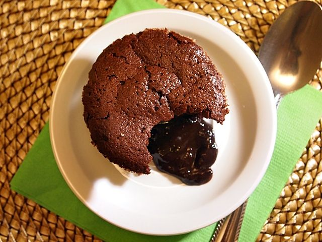 Lava Chocolate Cakes from Chef Michael Smith – Sweet, Impressive and Gluten Free