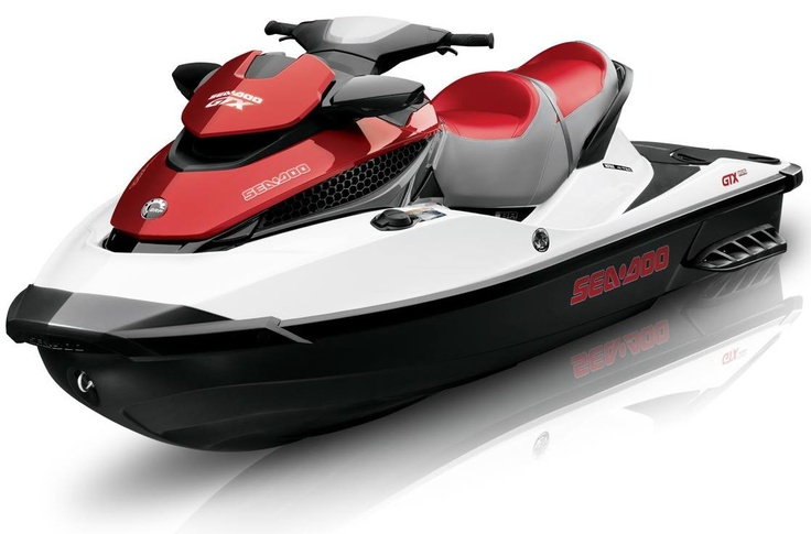 Sea Doo Bombardier >> Water toy time! The Sea Doo jet ski with Bombardier (They make jet turbines) power is a ton of ...