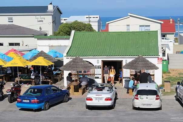 Agulhas     best fish and chips.    Fresh catch of the day.