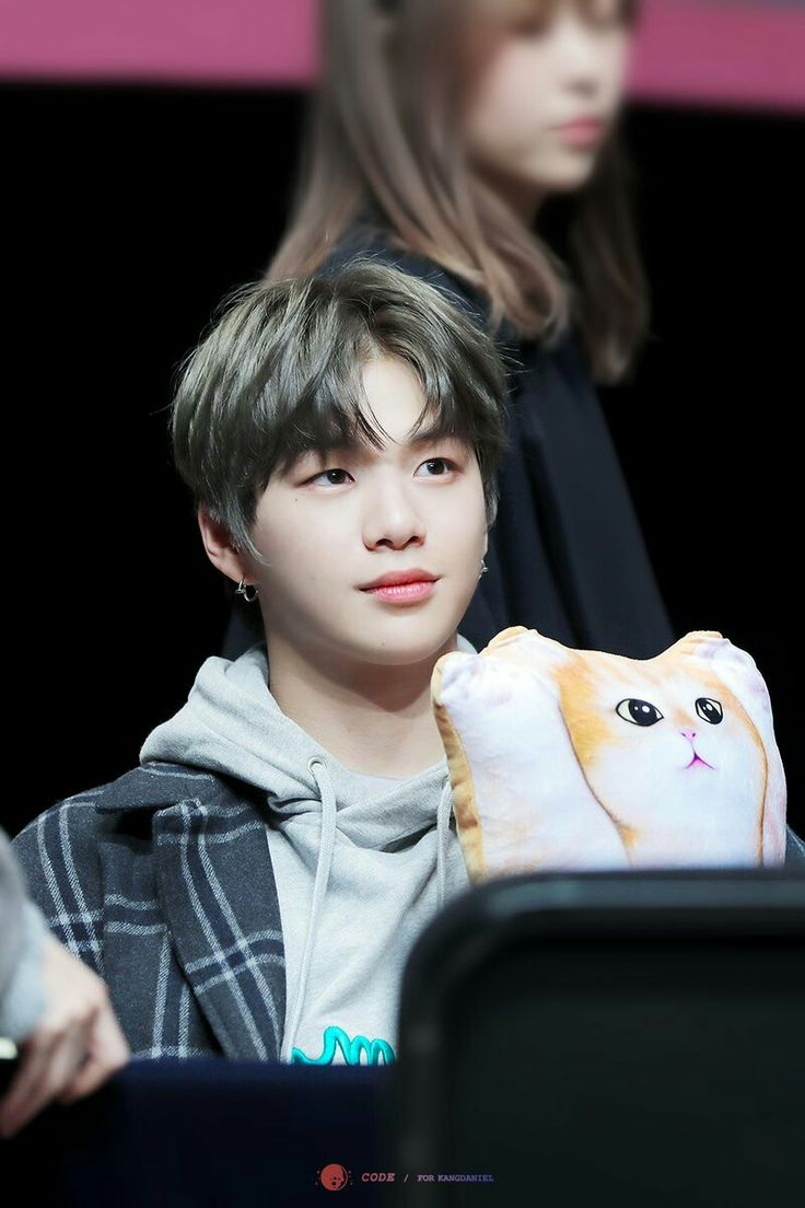 #WannaOne #Daniel #Fansign #171118 #NothingWithoutYou