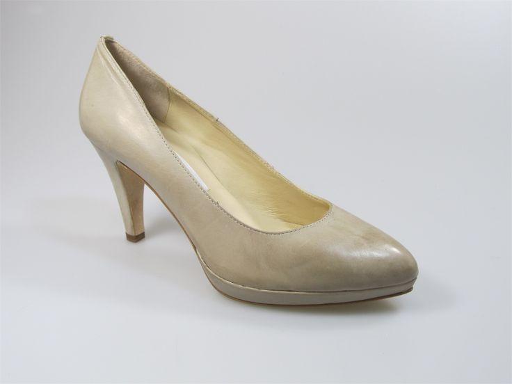 Calpierre DC015 Beige | Decolte' | Donna | Cometa Outlet | Calzature e Accessori Uomo Donna Bambino Bambina | Alta Moda | Scarpe Online | Abbigliamento Online
