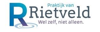 Het logo van Praktijk van Rietveld.