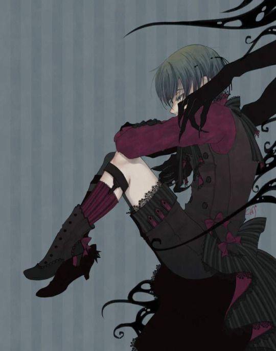 Black Butler (Kuroshitsuji) Ciel Phantomhive