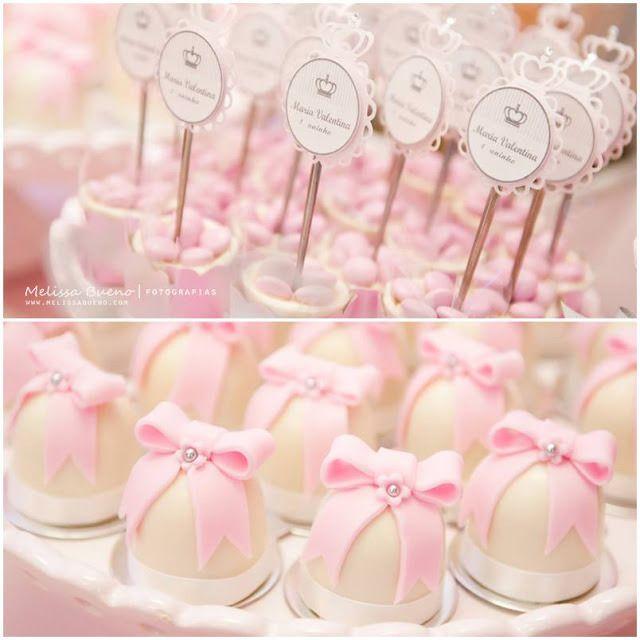 festa de aniversario tema princesas festa para meninas decoração de aniversario blog vittamina suh riediger cupcakes lindos fofos doces cake pops