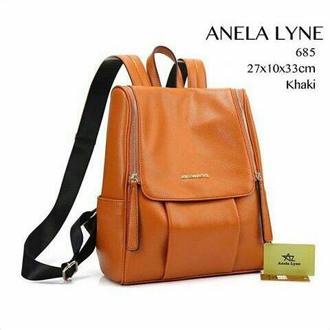 ANEL@ LYNE tas ransel multi fungsi [ Semi Premium ] Cek Stock whatsapp 0812 9453 4848