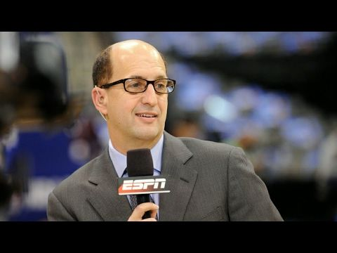 Jeff Van Gundy passionately gazes at players' crotch. https://www.youtube.com/watch?v=51xlxYNEOFc&feature=youtu.be