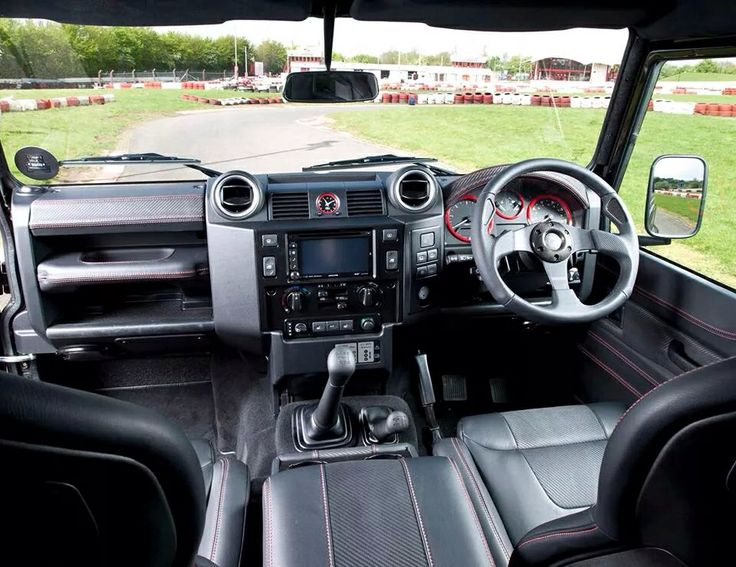 111 Best Images About Land Rover Defender Interior Trim Options On Pinterest Toyota 4x4 Rear
